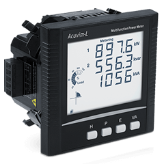 Acuvim L - Three-Phase Panel Power and Energy Meter