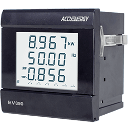 EV300 - Economical Power and Energy Meter